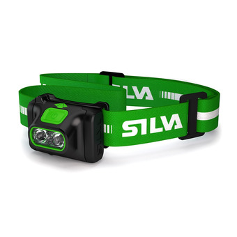 Silva SCOUT X - Linterna frontal verde