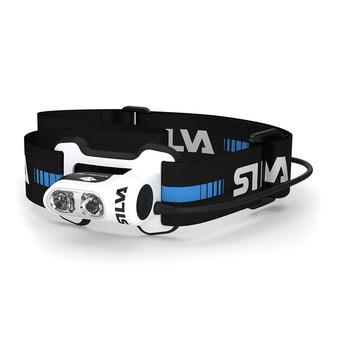 Silva TRAIL RUNNER 4X - Linterna frontal negro/azul