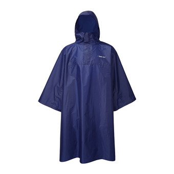 Deluxe Poncho Unisexe Bleu
