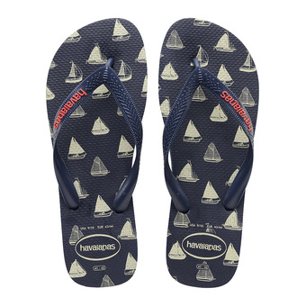 Tongs homme TOP PHOTOPRINT navy blue/navy blue