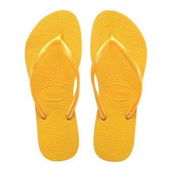 Tongs femme SLIM banana yellow