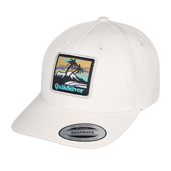 Quiksilver STARKNESS - Gorra hombre light grey heather