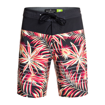 Quiksilver HIGHLINE DRAINED OUT 19 - Boardshort Uomo black