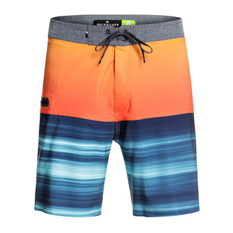 Boardshort homme HIGHLINE HOLD DOWN 18 tiger orange