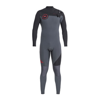 Full Wetsuit 3/2mm - Men's - SYNCRO SERIES ash/graphite
