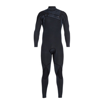 Quiksilver HIGHLINE LIMITED MONOCHROME - Traje 3/2mm hombre black