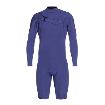 Quiksilver HIGHLINE LIMITED - Combinaison 2/2mm Homme nite blue