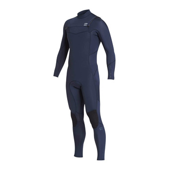 LS Full Wetsuit - 3/2mm Men's - FURNACE ABSOLUTE COMP CZ slate