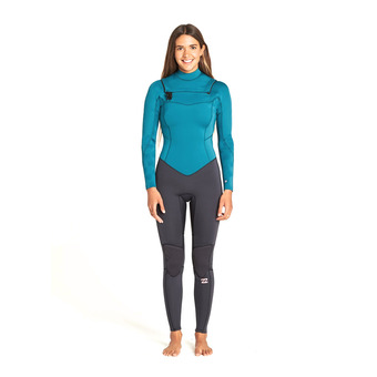 Billabong FURNACE SYNERGY GBS - Traje 3/2mm mujer pacific