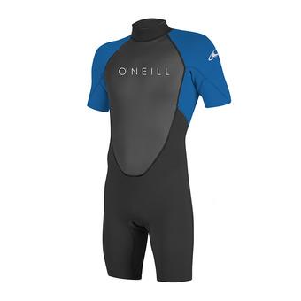 Oneill REACTOR-2 - Traje 2mm hombre black/ocean