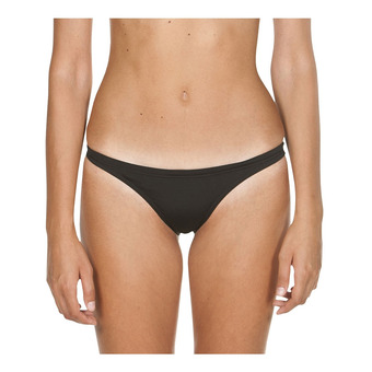Arena FREE BRIEF - Braguita de bikini mujer black/yellow star