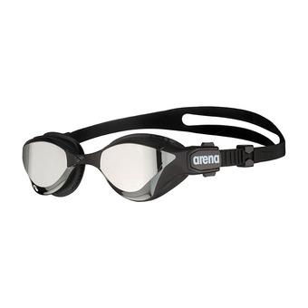 Arena COBRA TRI SWIPE MIRROR - Occhialini da nuoto silver/black
