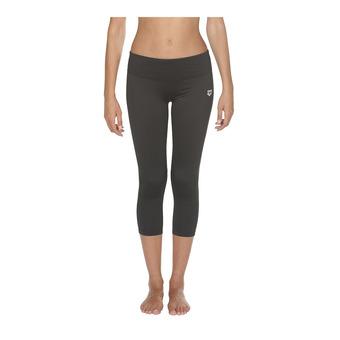 Arena GYM - Legging 3/4 Femme black/black