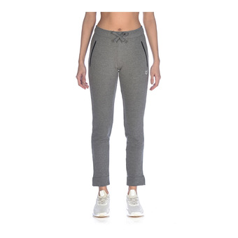 Arena STRETCH - Pantalón de chándal mujer dark grey melange