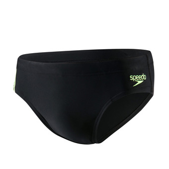 Speedo PLACEMENT 7CM - Slip de bain Homme black
