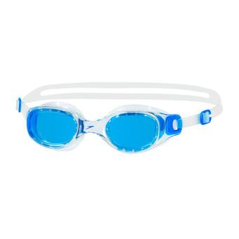 Speedo FUTURA CLASSIC - Lunettes de natation clear/blue
