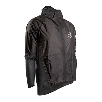 Hurricane Waterproof 25/94 Jacket Homme BLACK