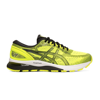 GEL-NIMBUS 21 SAFETY YELLOW/BLACK Homme