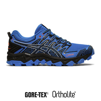 Asics GEL-FUJITRABUCO 7 GTX - Scarpe da trail Uomo electric blue/black