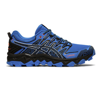 GEL-FujiTrabuco 7 G-TX ELECTRIC BLUE/BLACK Homme