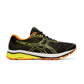 Asics GT-1000 8 - Zapatillas de running hombre black/safety yellow