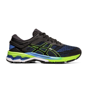 GEL-KAYANO 26 BLACK/ELECTRIC BLUE Homme