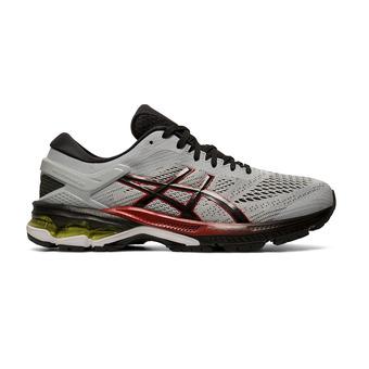 Asics GEL-KAYANO 26 - Zapatillas de running hombre piedmont grey/black