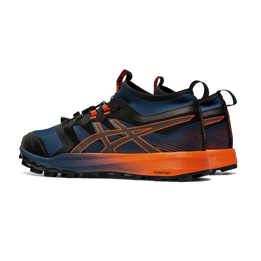 3db03866f5 ... Asics FUJITRABUCO PRO - Zapatillas de trail hombre mako blue/graphite  grey ...