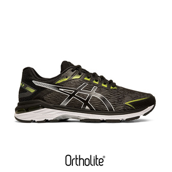 Asics GT-2000 7 - Scarpe da running Uomo black/red/gold