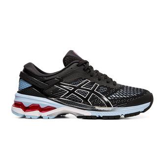 Asics GEL-KAYANO 26 - Zapatillas de running mujer black/heritage blue
