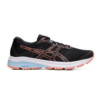 Asics GT-1000 8 - Zapatillas de running mujer black/sun coral