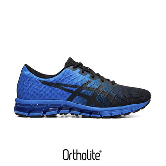 Asics GEL-QUANTUM 180 4 - Chaussures running Homme electric blue/black