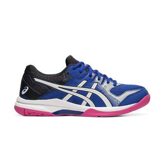 Asics GEL-ROCKET 9 - Zapatillas de vóleibol mujer blue/white