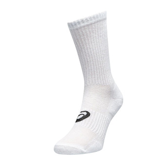 6PKK CREW SOCK REAL WHITE Unisexe