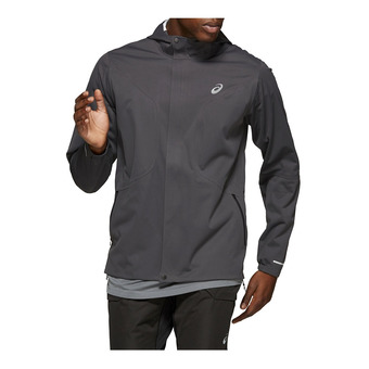ACCELERATE JACKET GRAPHITE GREY Homme