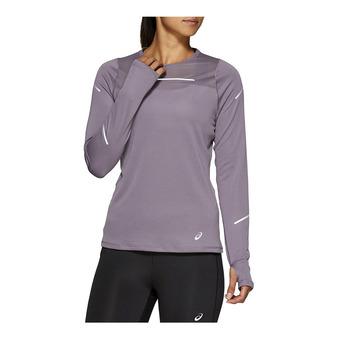 Asics LITE-SHOW 2 - Camiseta mujer lavender/grey