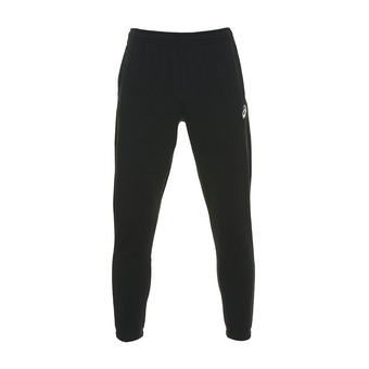ASICS SMALL LOGO SWEAT PANT PERFORMANCE BLACK Homme