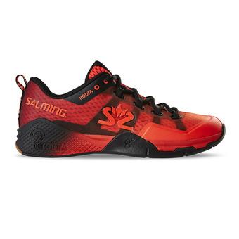 Salming KOBRA 2 - Zapatillas de balonmano hombre rojo/negro