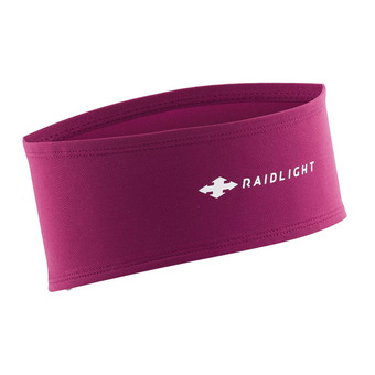 RaidLight WINTERTRAIL - Headband - Women's - garnet