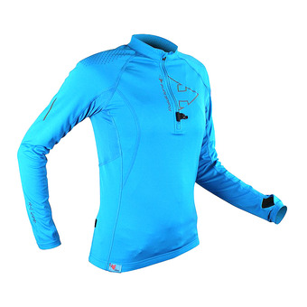 Raidlight PERFORMER -  Camiseta mujer electric blue /blue