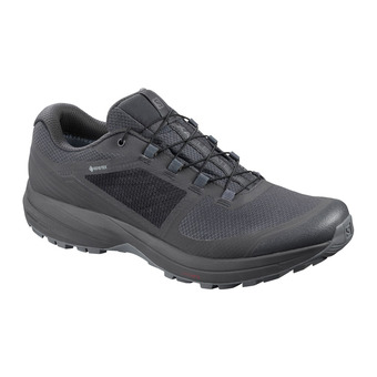 Salomon XA ELEVATE GTX NOCTURNE - Zapatillas de trail hombre ebony/quiet shade/black