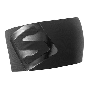 Salomon RS PRO - Headband - black/shiny bla