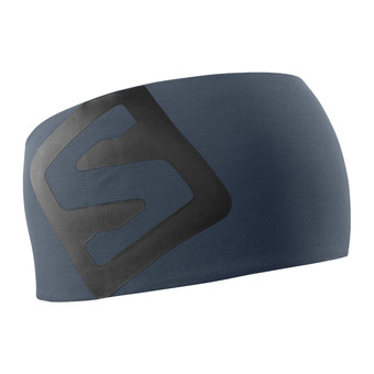 Salomon RS PRO - Headband - ebony/black