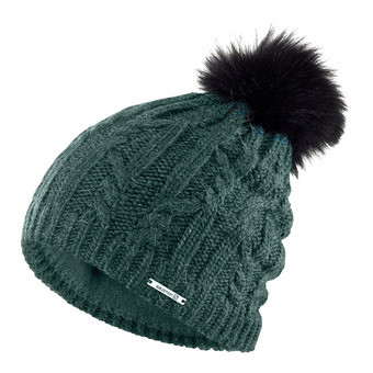 Salomon IVY - Beanie - Women's - green gab