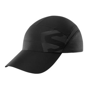 Salomon XA - Cappellino black/shiny bla