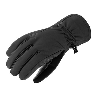 Salomon PROPELLER ONE - Gloves - Women's - black/black