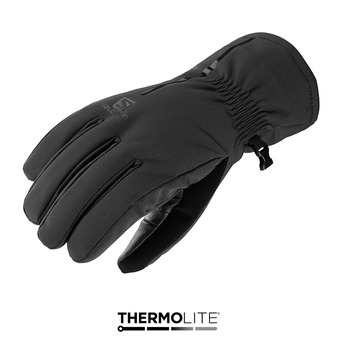Salomon PROPELLER ONE - Gants Femme black/black