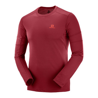 Salomon AGILE - Camiseta hombre biking re