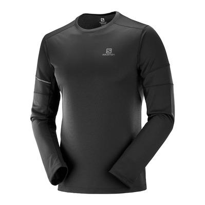 https://static2.privatesportshop.com/2258703-7056627-thickbox/salomon-agile-camiseta-hombre-black.jpg
