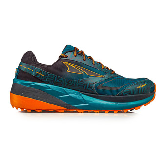 Altra OLYMPUS 3.5 - Chaussures trail Homme green/orange